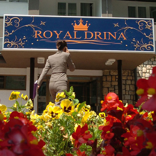 Royal Drina hotel
